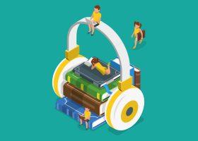 kideaz livres audio enfants lecture
