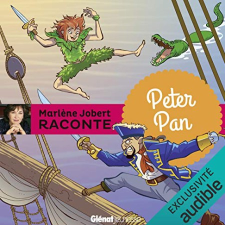 kideaz livres audio peter pan