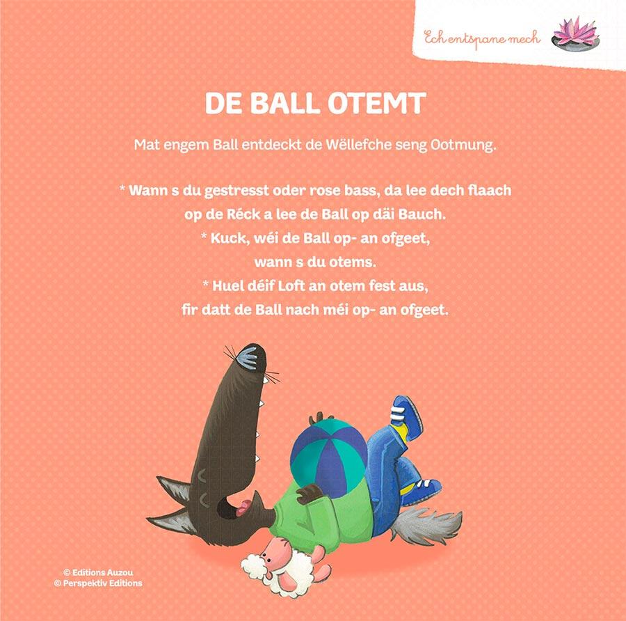 kideaz perspektiv editions de wollef loup activite respiration enfants