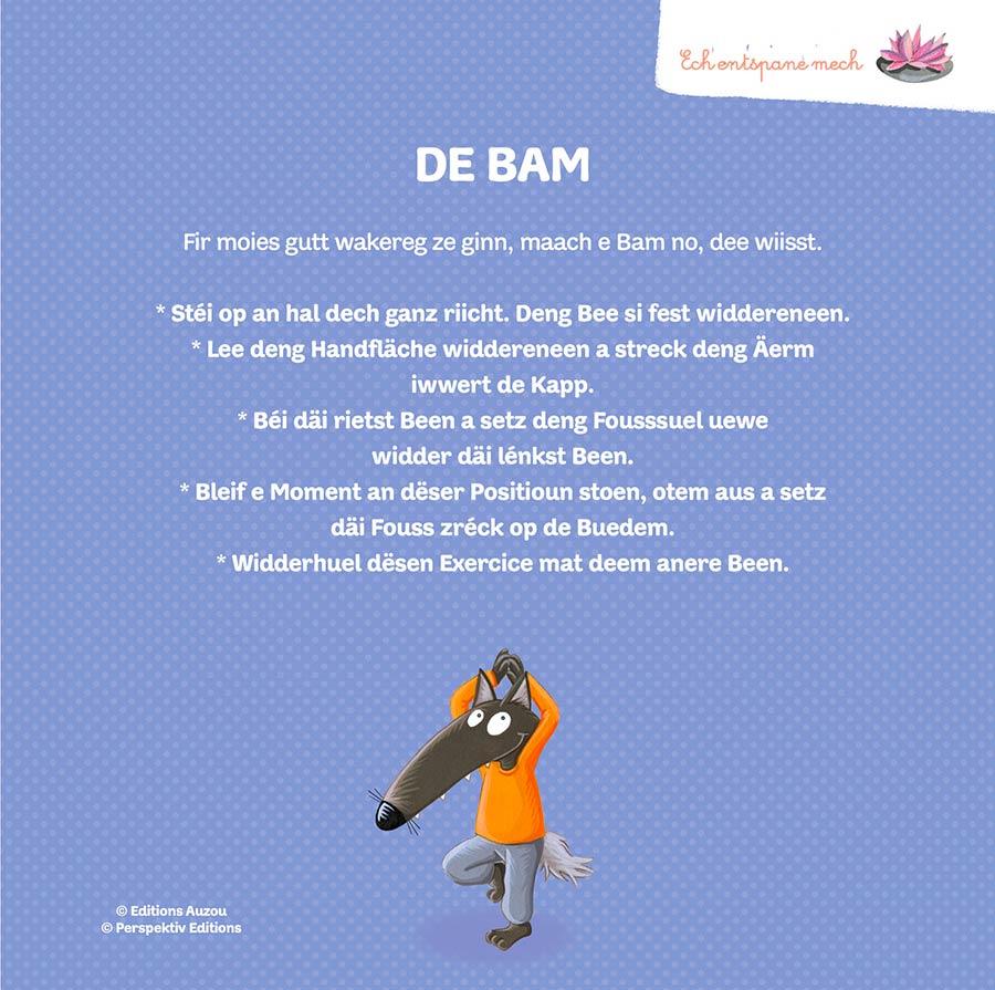 kideaz perspektiv editions de wollef loup yoga bam enfants