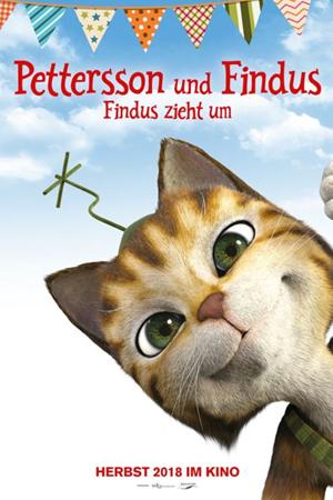 kideaz pettersson und findus affiche programme tele