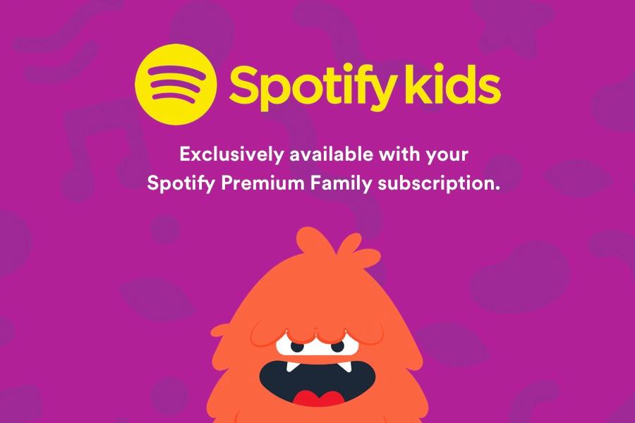 kideaz spotify kids enfants playlist