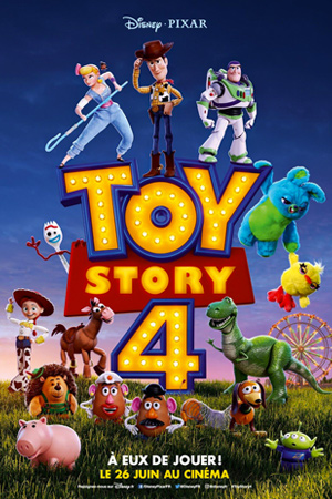 kideaz toy story 4 affiche programme tele