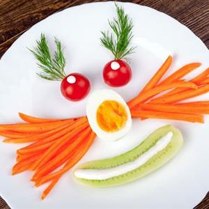kideaz fun food legumes magasine ribambel