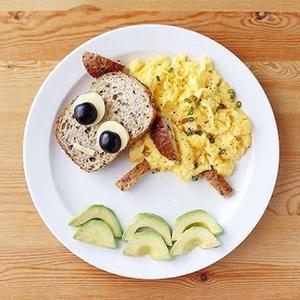 kideaz fun food mouton omelette copyright