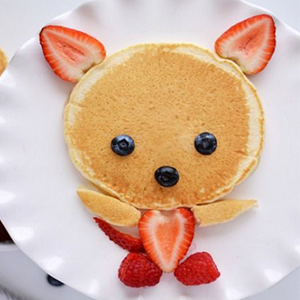 kideaz fun food pancakes pinterest