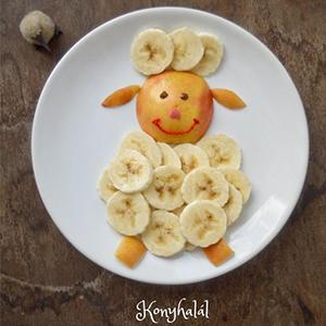kideaz fun food pinterest moutonauxpommes