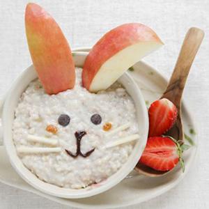 kideaz fun food porridge
