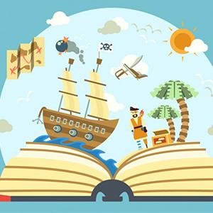 kideaz histoires pirates enfants