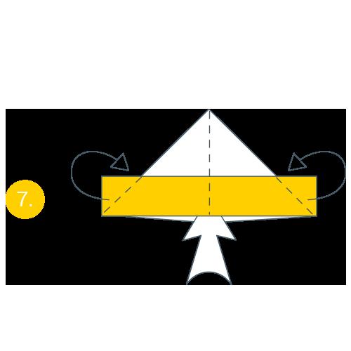 kideaz origami bateau magazine atelier creatif jeu bateau 7