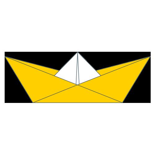 kideaz origami bateau magazine atelier creatif jeu bateau resultat