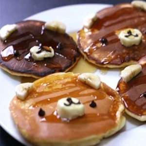kideaz pancake pinterest