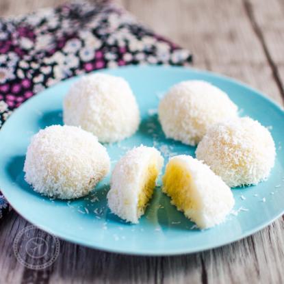 kideaz recette boules coco