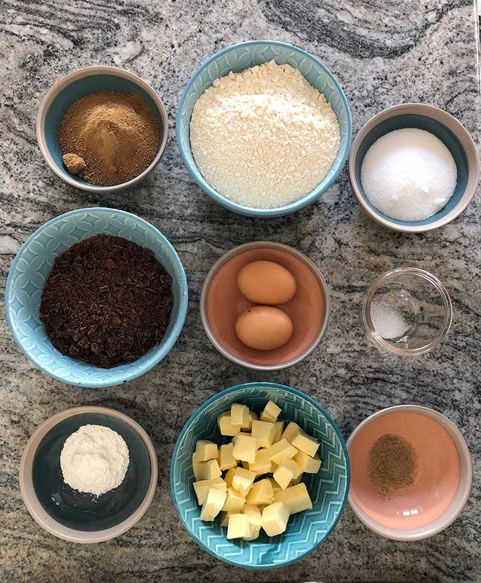 kideaz recette patisserie ingredients cookies