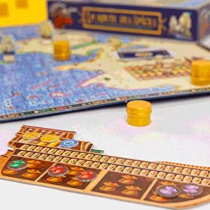 kideaz voyage jeux societe