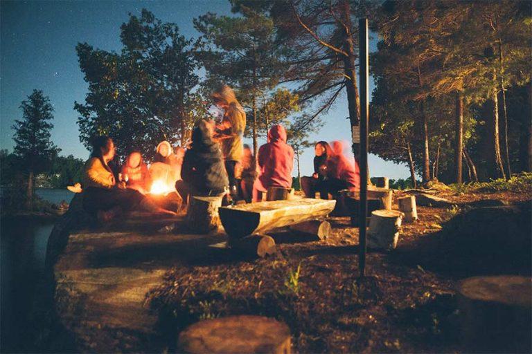kideaz camping adolescents