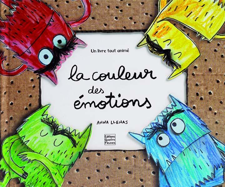 kideaz selection litteraire couleur des emotions livre tout anime marie antilogus