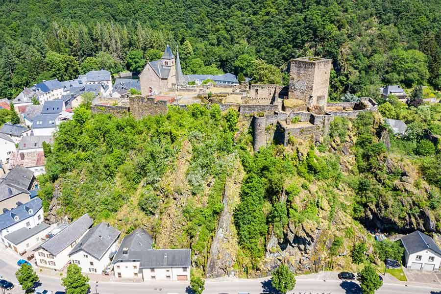 Kideaz Naturpark Öewersauer Esch Sauer