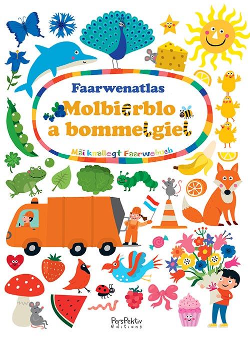 kideaz sortie litteraire perspektiv editions luxembourg faarwenatlas molbierblo bommelgiel