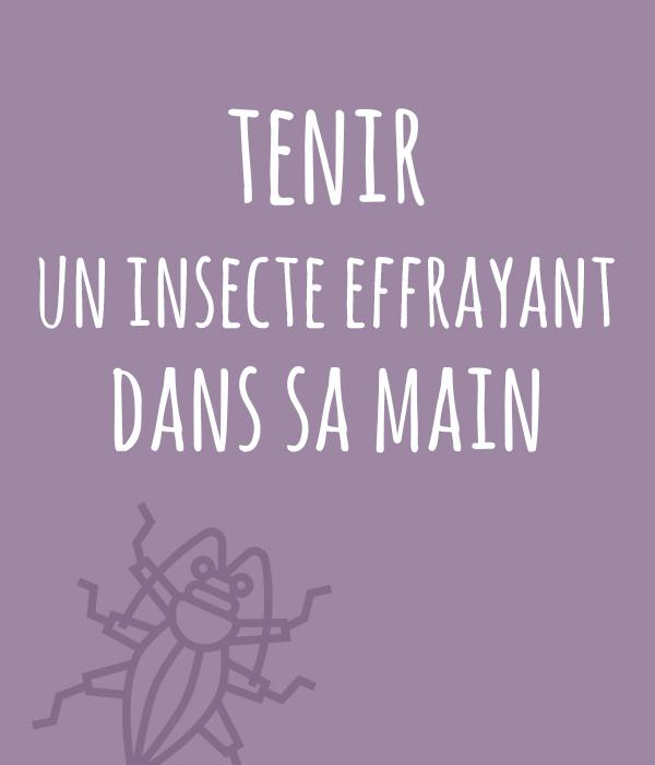 kideaz top aventures a vivre avant 12 ans insecte effrayant