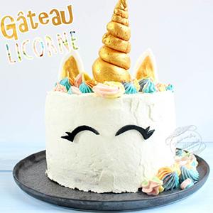 kideaz article gateaux enfants gateau unicorn copyright iletaitunefoislapatisserie
