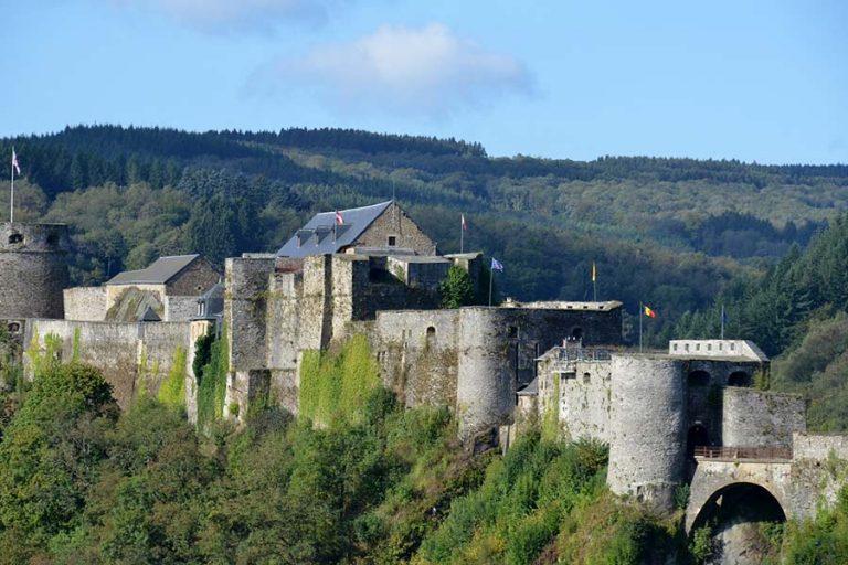 Kideaz Chateau fort bouillon