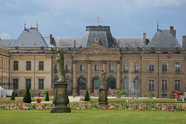 Kideaz France Chateau Luneville