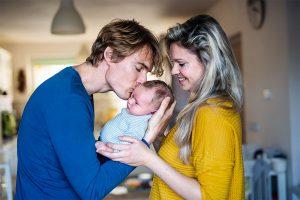 Kideaz parent bébé crèche