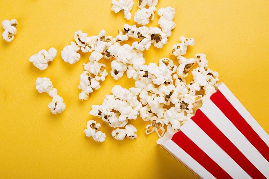 kideaz cinema popcorn kino film projection