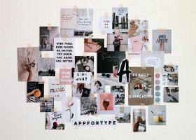 kideaz collage mur photo
