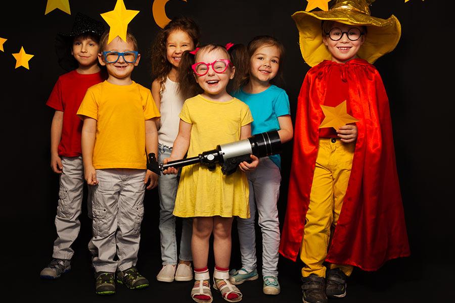 kideaz cours theatre scene enfants adolescents