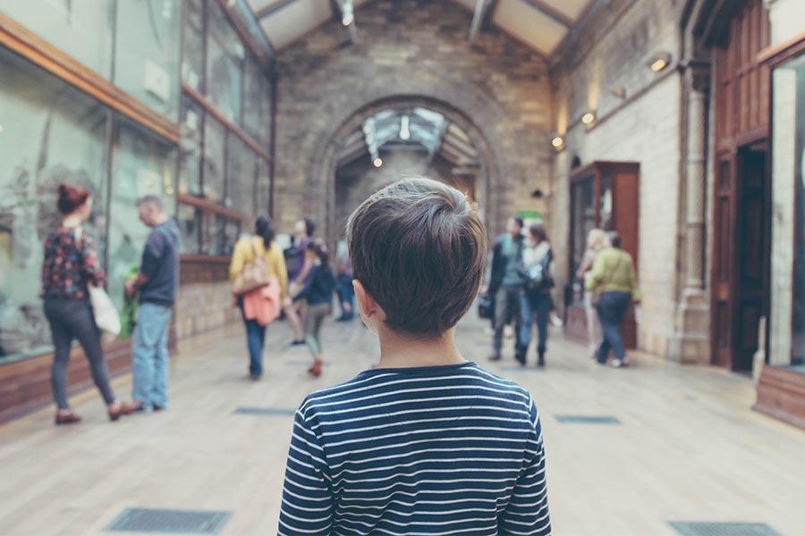 kideaz musée enfant