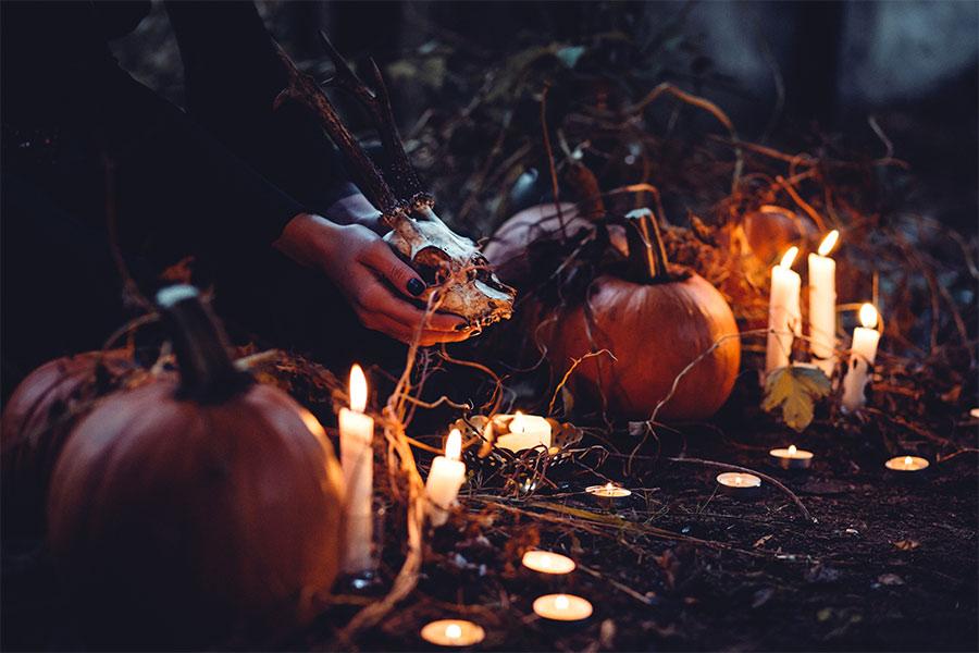 kideaz citrouille halloween
