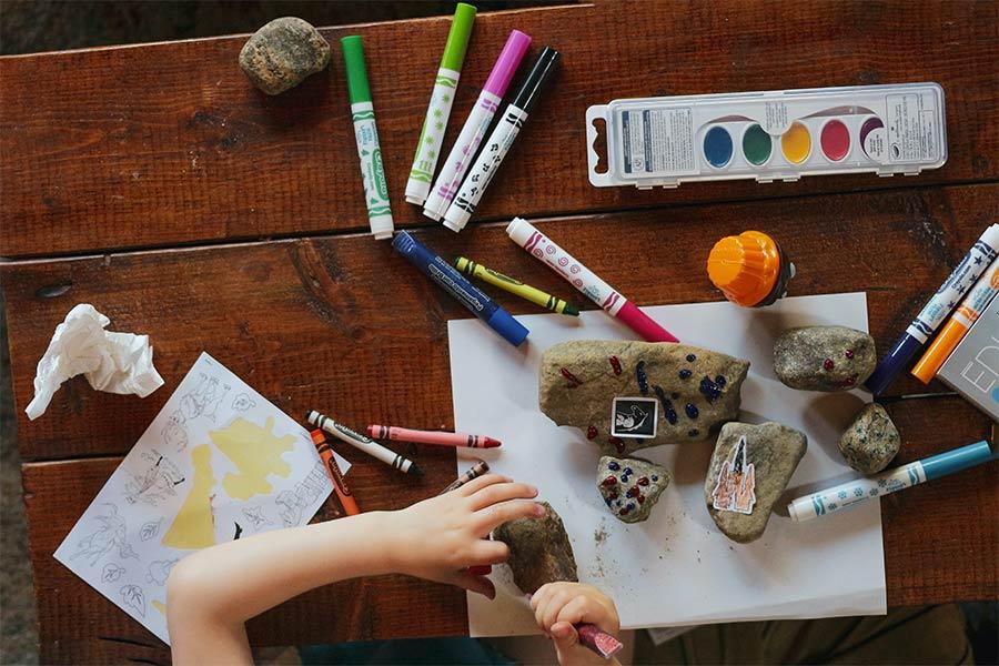 kideaz workshop enfant