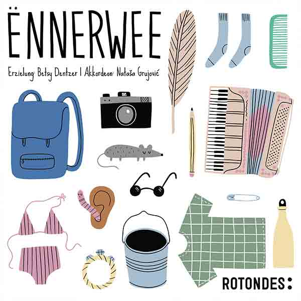 kideaz ©Lis Eich cd ennerwee rotondes luxembourg illustration
