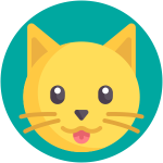 kideaz chat animaux
