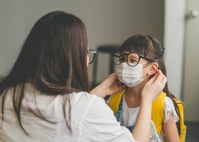 kideaz famille parent enfant masque coronavirus covid protection