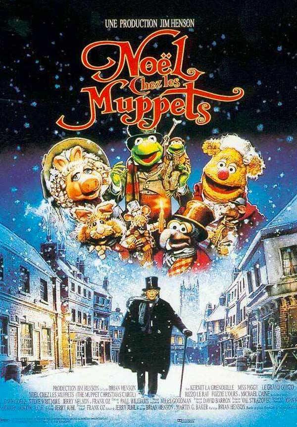 kideaz films cultes noel chez les muppets