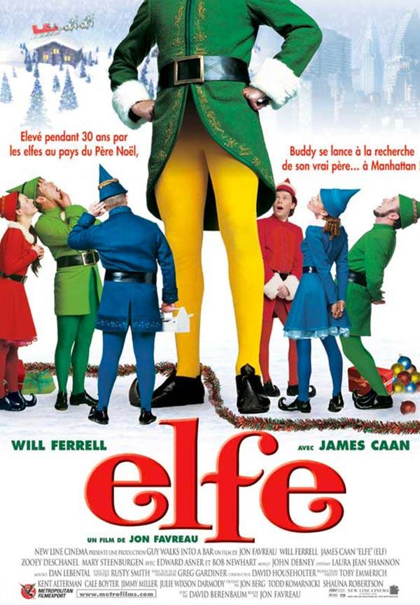 kideaz films cultes noel elfe