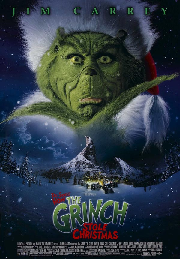 kideaz films cultes noel the grinch