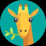 kideaz girafe animaux 2