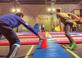 kideaz jumpbox contern luxembourg enfants trampoline parc activite
