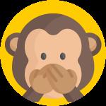 kideaz singe animaux
