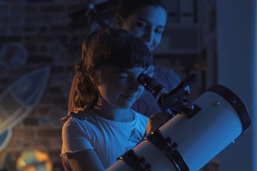 kideaz astronomie etoiles telescope enfant observation ciel