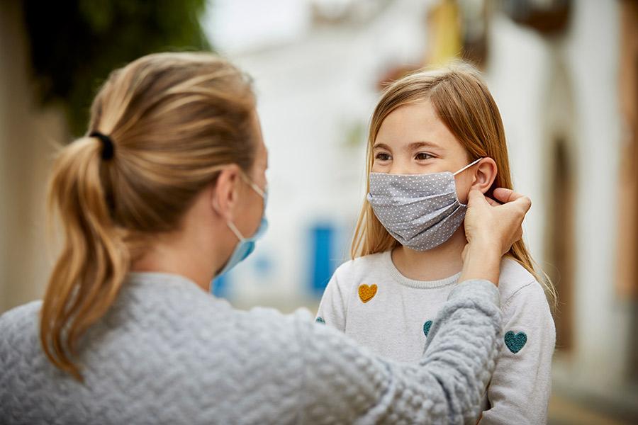 kideaz enfant parent masque covid19 crise sanitaire