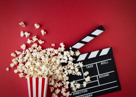 kideaz film cinema popcorn clap