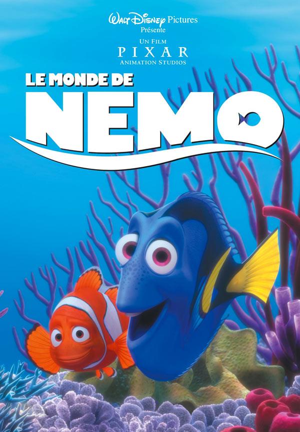 kideaz films le monde de nemo copyright disney pixar