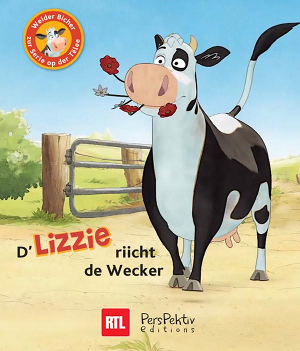 kideaz pespektiv editions cover dlizzie riicht de wecker