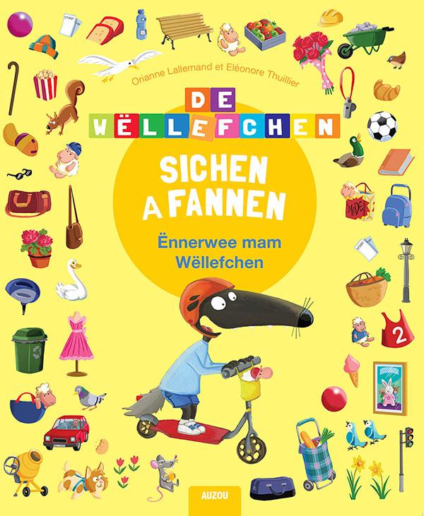 kideaz copyright perspektiv editions de wellefchen sichen a fannen couverture