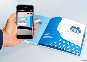 kideaz copyright rotondes sandmeedchen ar livre realite augmentee